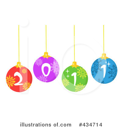 Bauble Clipart #434714 by Hit Toon