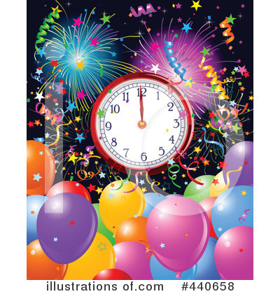 New Year Clipart #440658 by Pushkin