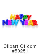 New Year Clipart #50251 by Frank Boston