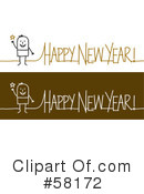 New Year Clipart #58172 by NL shop