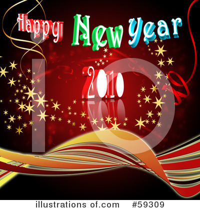 New Year Clipart #59309 by MacX