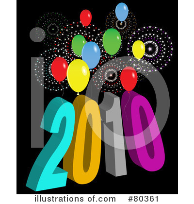 Fireworks Clipart #80361 by tdoes