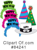 New Year Clipart #84241