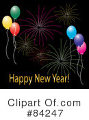 New Year Clipart #84247 by Pams Clipart