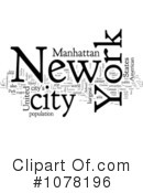 Royalty-Free (RF) New York Clipart Illustration #1078196
