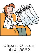 News Clipart #1418862 by Johnny Sajem