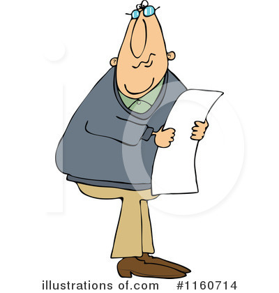 Newspaper Clipart #1160714 by djart