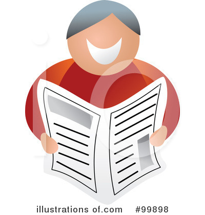 Newspaper Clipart #99898 by Prawny