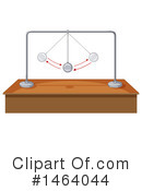 Newtons Cradle Clipart #1464044 by Graphics RF