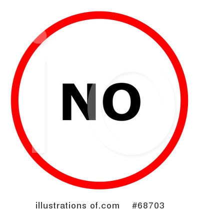 No clipart 68703 illustration by oboy for Free clipart no copyright