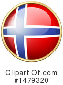 Norway Flag Clipart #1479320 by Graphics RF