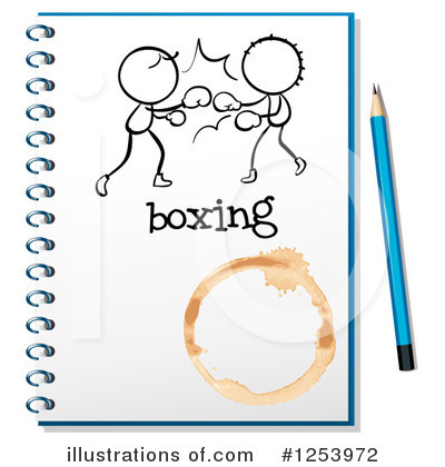 Boxing Clipart #1253972 by Graphics RF