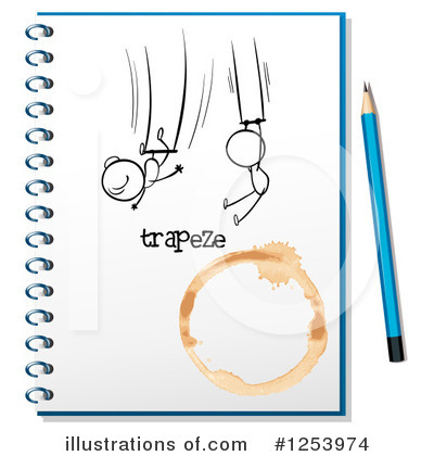 Trapeze Clipart #1253974 by Graphics RF