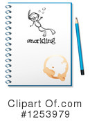 Notebook Clipart #1253979 by Graphics RF