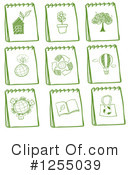Notebook Clipart #1255039 by Graphics RF