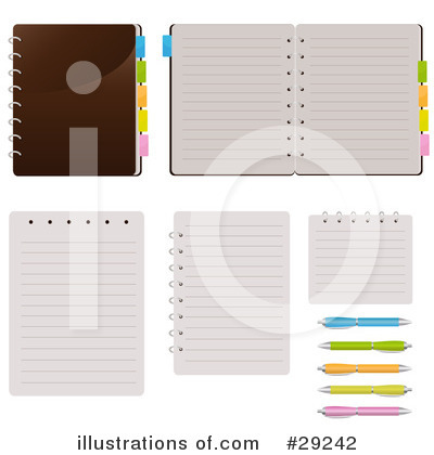 Organizer Clipart #29242 by Melisende Vector