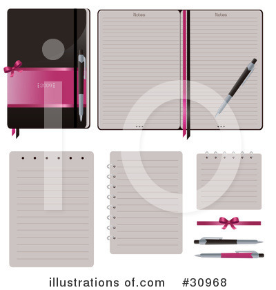 Organizer Clipart #30968 by Melisende Vector