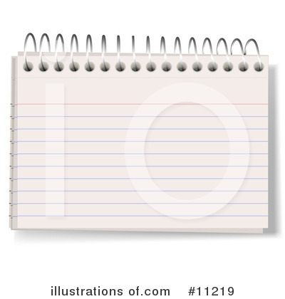 Office Supplies Clipart #11219 by Leo Blanchette