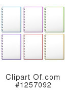 Notepad Clipart #1257092 by Graphics RF