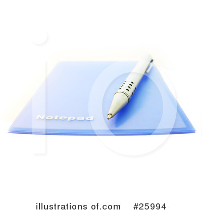 Stationery Clipart #25994 by KJ Pargeter