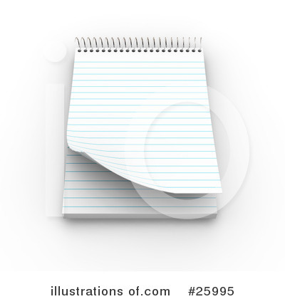 Stationery Clipart #25995 by KJ Pargeter
