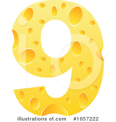 Numbers Clipart #1057222 by Andrei Marincas