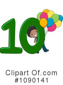 Number Clipart #1090141 by BNP Design Studio