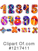 Number Clipart #1217411