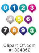 Number Clipart #1334362 by michaeltravers
