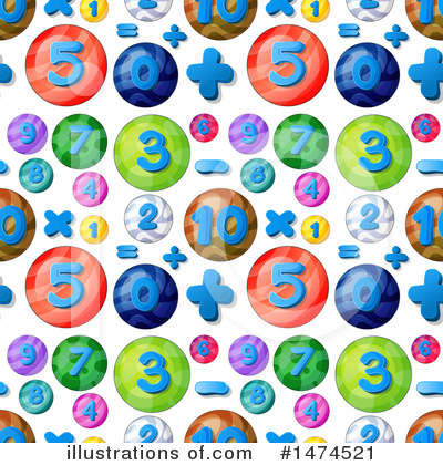 Number Clipart #1474521 by Graphics RF