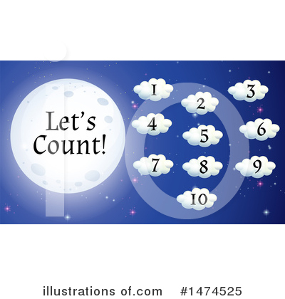 Number Clipart #1474525 by Graphics RF