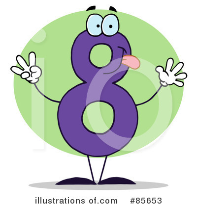 royalty free rf number one clipart illustration by hit