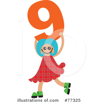 Number Clipart #77325 by Prawny
