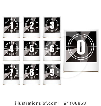 Numbers Clipart #1108853 by michaeltravers