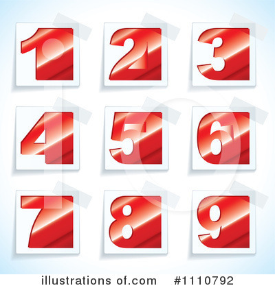 Number Clipart #1110792 by michaeltravers