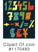 Numbers Clipart #1170483