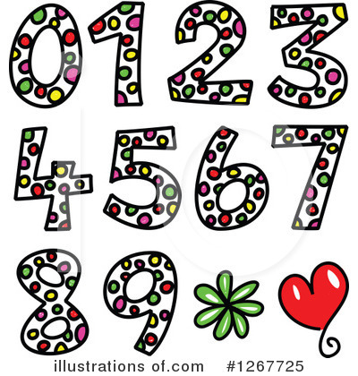 Number Clipart #1267725 by Prawny