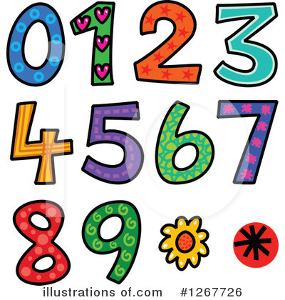 Number Clipart #1267726 by Prawny