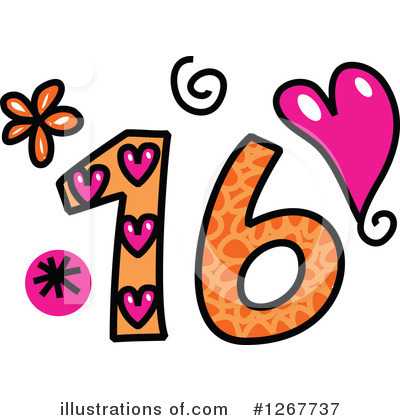 Number Clipart #1267737 by Prawny
