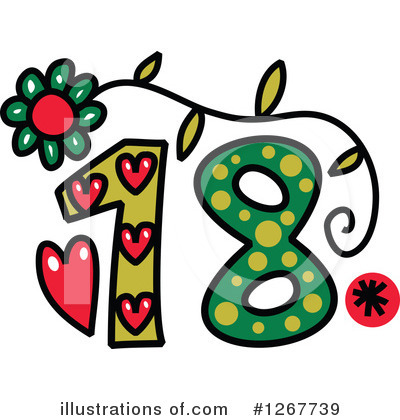 Number Clipart #1267739 by Prawny