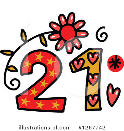 Number Clipart #1267742 by Prawny