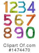 Numbers Clipart #1474470 by Graphics RF