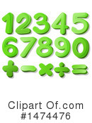 Numbers Clipart #1474476 by Graphics RF