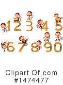 Numbers Clipart #1474477 by Graphics RF