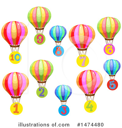 Number Clipart #1474480 by Graphics RF