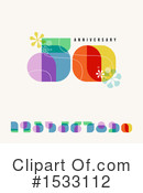 Numbers Clipart #1533112 by elena