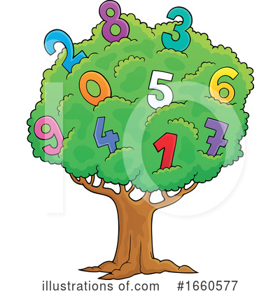 Number Clipart #1660577 by visekart