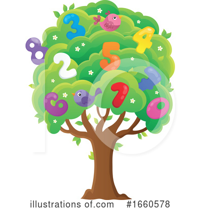 Number Clipart #1660578 by visekart