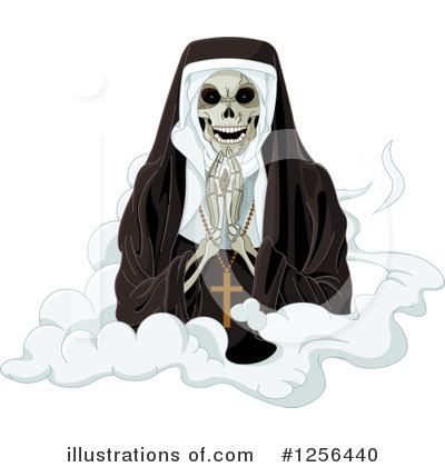 Skeleton Clipart #1256440 by Pushkin