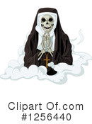 Royalty-Free (RF) Nun Clipart Illustration #1256440